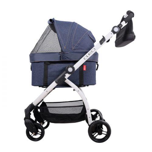 Ibiyaya CLEO Pet Stroller Car Seat Travel System_Side