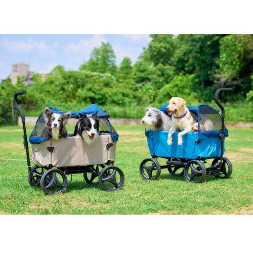 Ibiyaya Noah All Round Pet Dog Beach Wagon_LS
